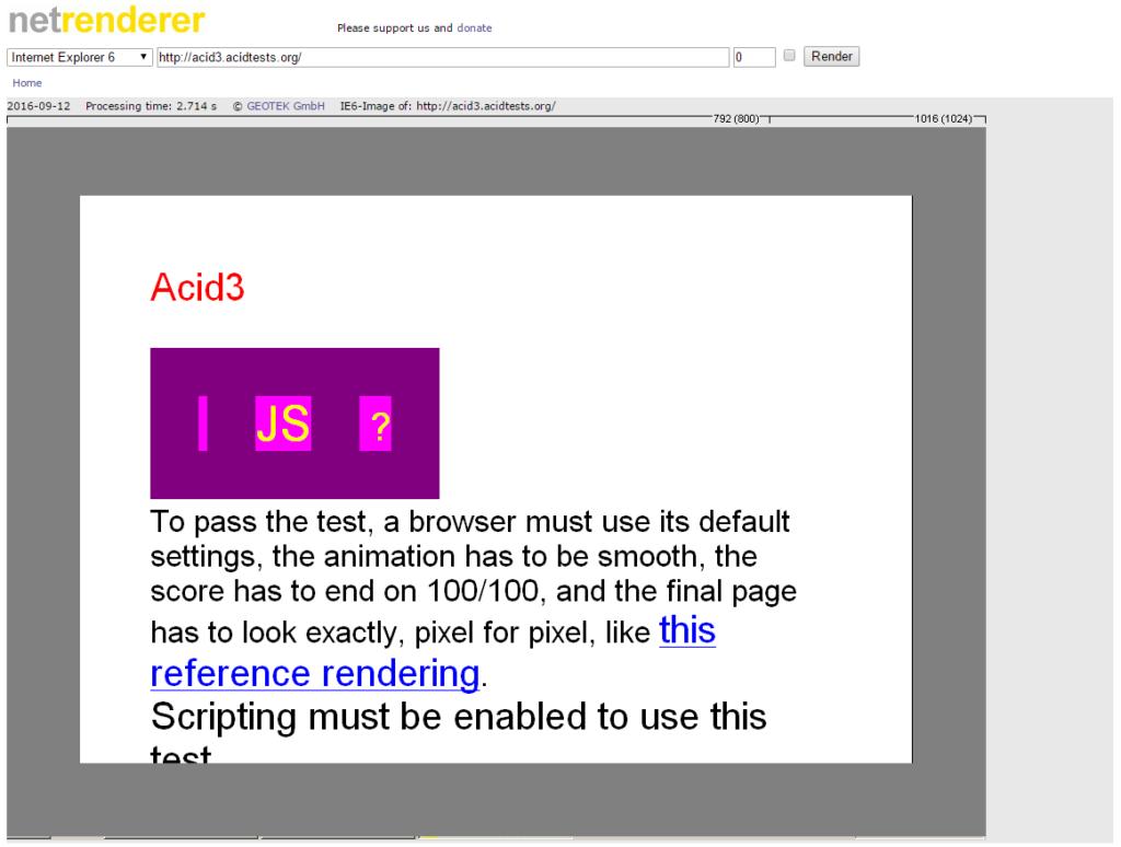 Come simulare Internet Explorer 6 (e tutte le altre versioni)