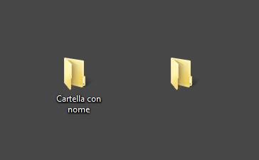 Windows nuova cartella senza nome 3