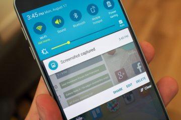 Come si programma uno screenshot su Android logo