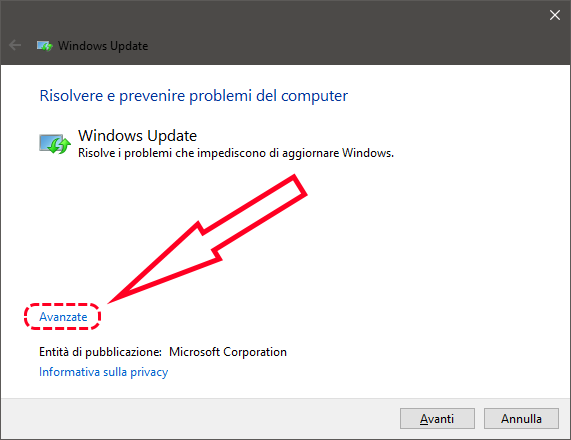 Come sbloccare Windows Update quando rimane bloccato 3