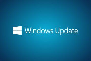 Come sbloccare Windows Update quando rimane bloccato logo