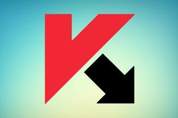Come evitare iniezione di codice javascript da parte di Kaspersky logo