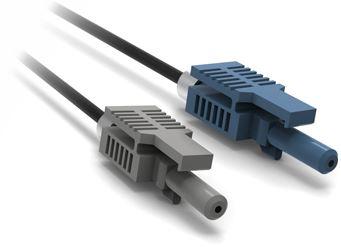 Quali sono le differenze tra i vari tipi e connettori di fibre ottiche? 10