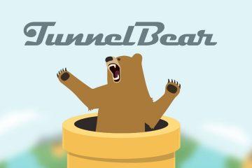 Recensione TunnelBear, la migliore VPN che esiste sul pianeta logo
